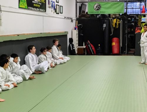 Just a few pictures from yesterday's kids class